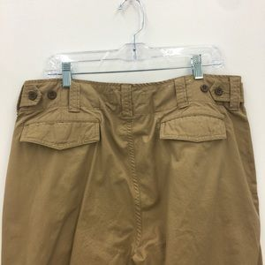 Polo by Ralph Lauren Pants - Polo by Ralph Lauren Tan Cotton Cargo Pants